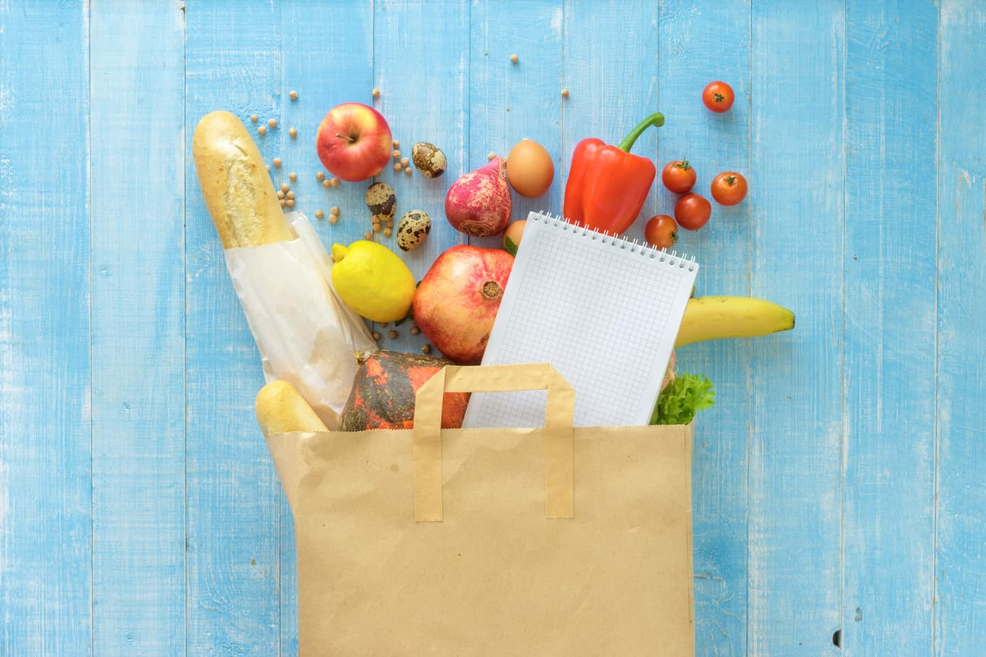 The Ultimate Grocery List For Runners