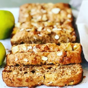 Flourless Apple Pie Bread