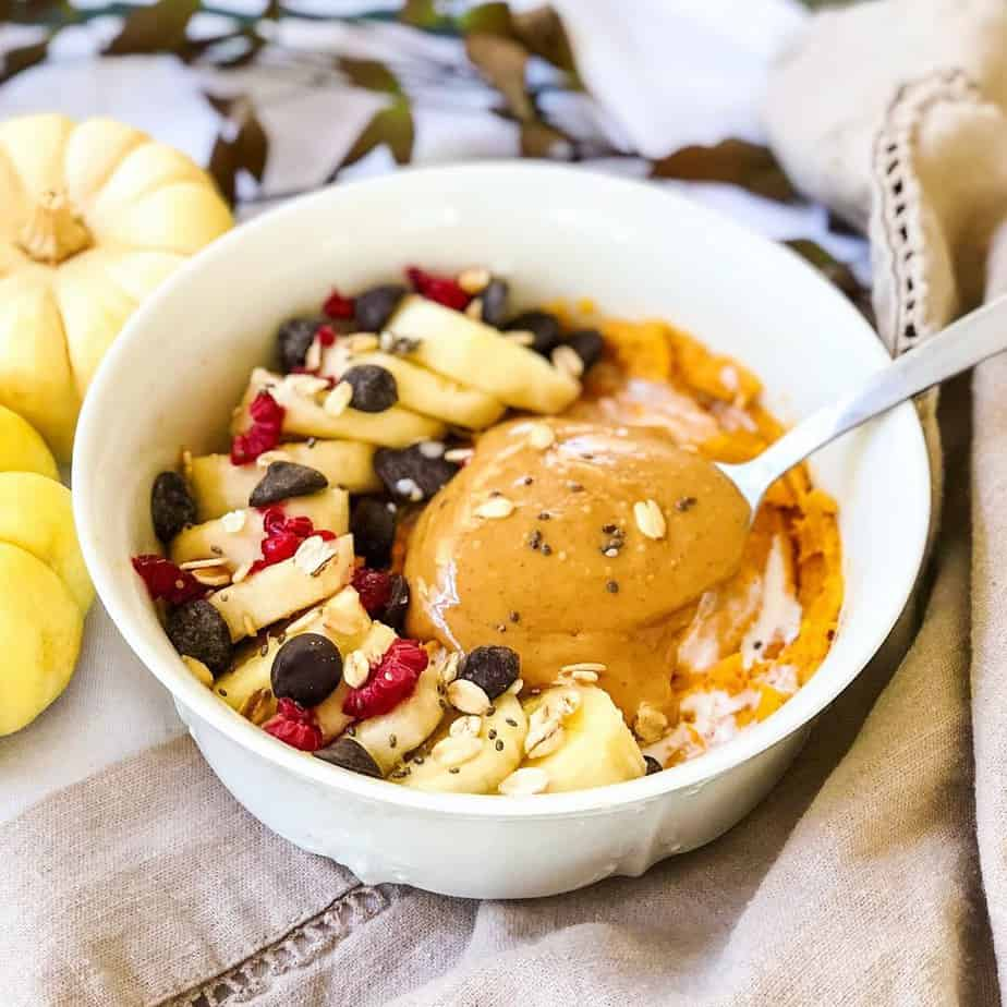 Paleo Sweet Potato Breakfast Bowl