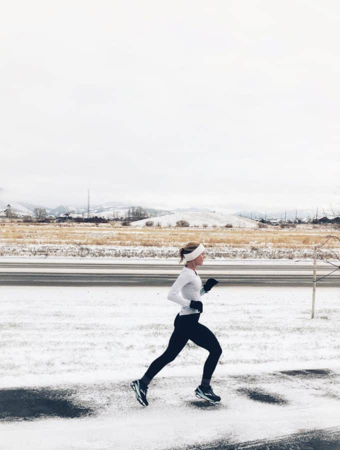 How to become a morning runner.